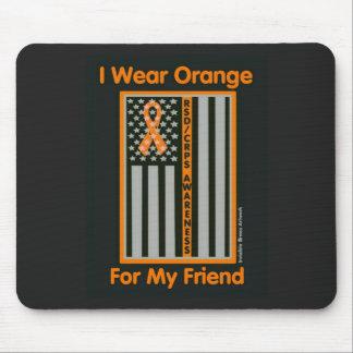 Flag/Friend...RSD/CRPS Mouse Pad
