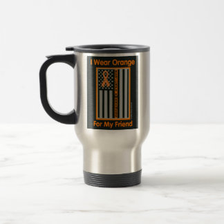 Flag/Friend...RSD/CRPS Travel Mug