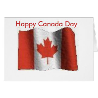 Happy Canada Day Cards Photocards Invitations More