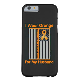 Flag/Husband...RSD/CRPS Barely There iPhone 6 Case
