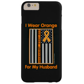 Flag/Husband...RSD/CRPS Barely There iPhone 6 Plus Case