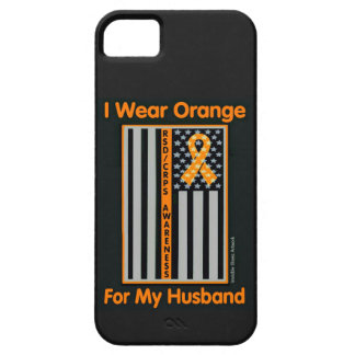 Flag/Husband...RSD/CRPS iPhone 5 Case