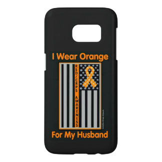 Flag/Husband...RSD/CRPS Samsung Galaxy S7 Case