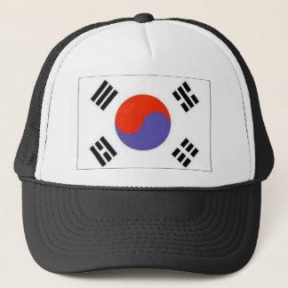 Flag Korea Trucker Hat