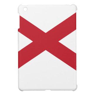 Flag Map Of Alabama Cover For The iPad Mini