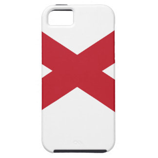 Flag Map Of Alabama iPhone 5 Cases