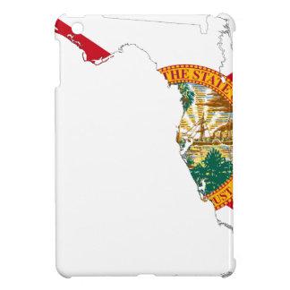 Flag Map Of Florida iPad Mini Cases