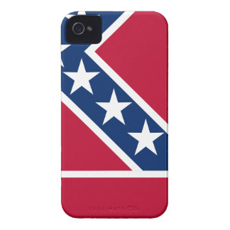 Flag Map Of Mississippi iPhone 4 Cover