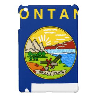 Flag Map Of Montana Case For The iPad Mini