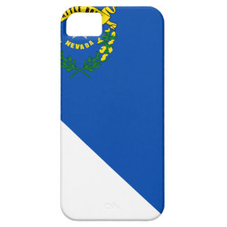 Flag Map Of Nevada iPhone 5 Cases