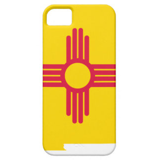 Flag Map Of New Mexico Case For The iPhone 5