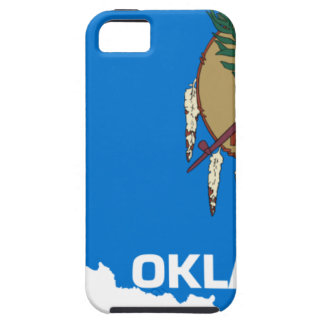 Flag Map Of Oklahoma iPhone 5 Case