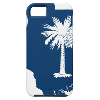 Flag Map Of South Carolina Case For The iPhone 5