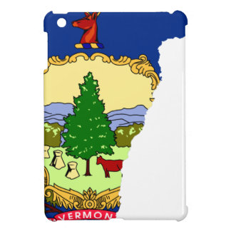 Flag Map Of Vermont Case For The iPad Mini