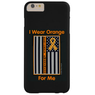 Flag/Me...RSD/CRPS Barely There iPhone 6 Plus Case