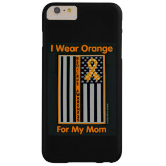 Flag/Mom...RSD/CRPS Barely There iPhone 6 Plus Case