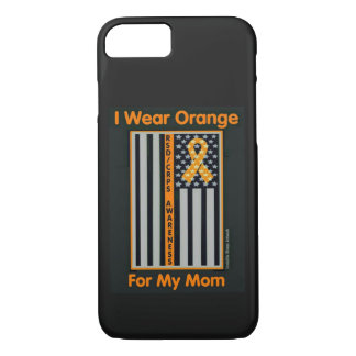 Flag/Mom...RSD/CRPS iPhone 7 Case