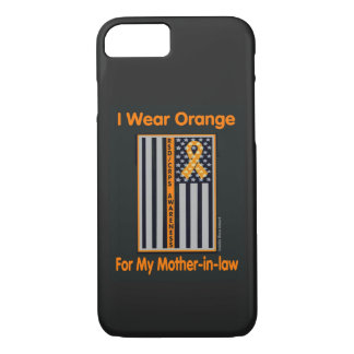 Flag/Mother-in-law...RSD/CRPS iPhone 7 Case