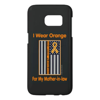 Flag/Mother-in-law...RSD/CRPS Samsung Galaxy S7 Case