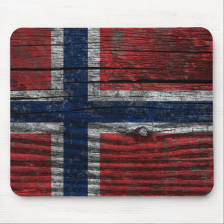 Flag - Norway Mouse Pad