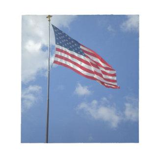 Flag Notepad