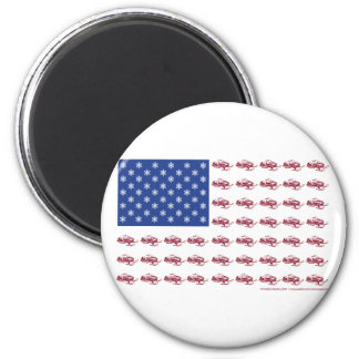 FLAG-O-SLEDS-[Converted] 2 Inch Round Magnet
