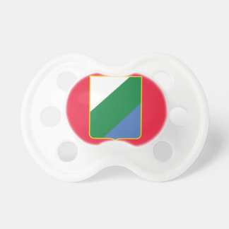 Flag_of_Abruzzo Baby Pacifiers