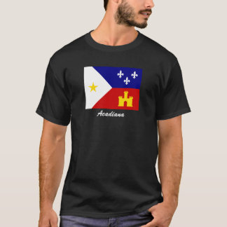 Flag Of Acadiana Shirt