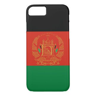 Flag of Afghanistan Case-Mate iPhone Case