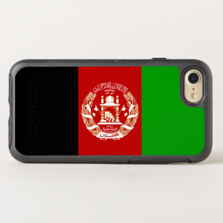 Flag of Afghanistan OtterBox iPhone Case