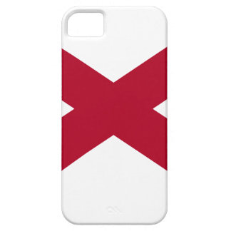 Flag Of Alabama Case For The iPhone 5