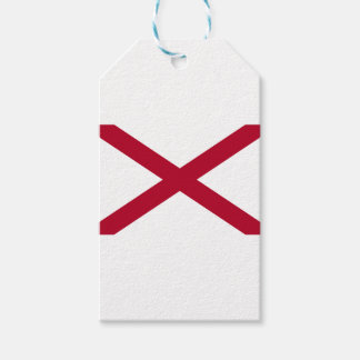 Flag Of Alabama Gift Tags