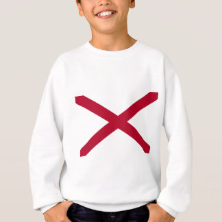 Flag Of Alabama Sweatshirt