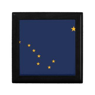 Flag Of Alaska Gift Box