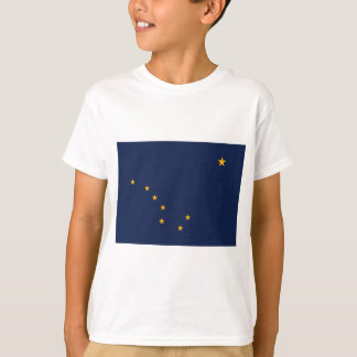 Flag Of Alaska T-Shirt