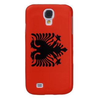 Flag of Albania Galaxy S4 Case