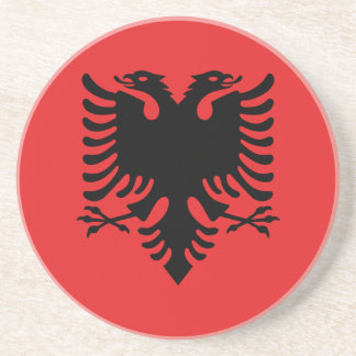 Flag_of_Albania Coaster