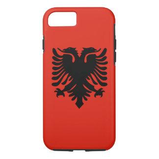 Flag of Albania iPhone 7 Case