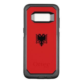 Flag of Albania Samsung OtterBox Case