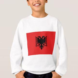 Flag_of_Albania Sweatshirt