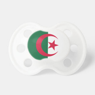 Flag_of_Algeria Baby Pacifiers