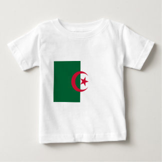 Flag_of_Algeria Baby T-Shirt