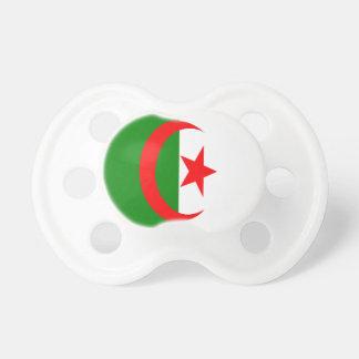 Flag of Algeria Pacifier
