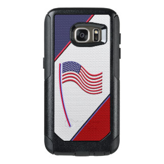 Flag of America OtterBox Samsung Galaxy S7 Case
