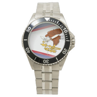 Flag of American Samoa Watch