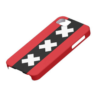 Flag of Amsterdam Case For The iPhone 5