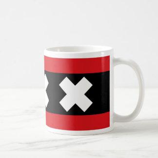 Flag of Amsterdam Coffee Mug