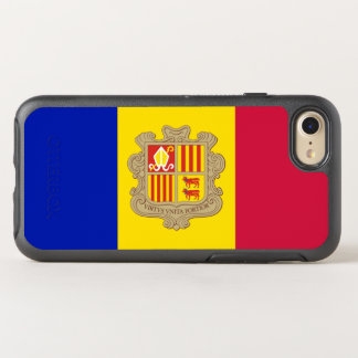 Flag of Andorra OtterBox iPhone Case