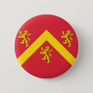 Flag of Anglesey 2 Inch Round Button