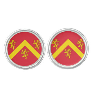 Flag of Anglesey Cufflinks